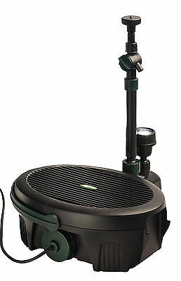 Blagdon Inpond 5 In 1 Pump 3000, 5 W Pond Pump And Pond Filter