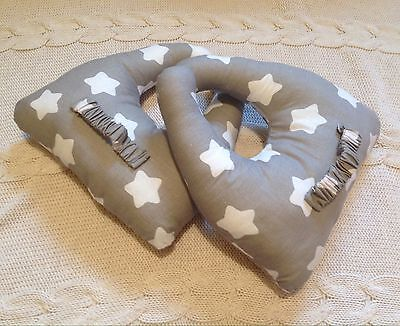 Twins, multiples Feeding bottle Prop Cushions X 2