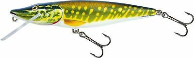 Salmo Pike Crankbait 11cm Floating Fishing Lure Pike