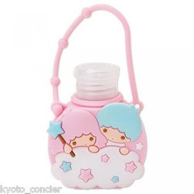 Sanrio Japan Little Twin Stars Portable Care Hand Disinfectant Gel very Rare