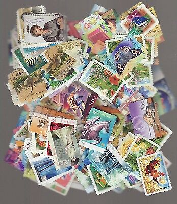Hoard of decimal stamps in all denominations Mint never hinged, face $7883