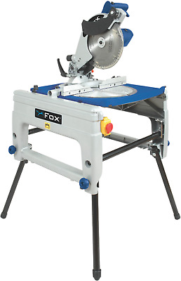 FOX F36-610 Flip Over Saw - 110v