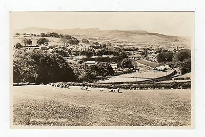 ROTHBURY FROM EAST: Northumberland postcard (JH1793)