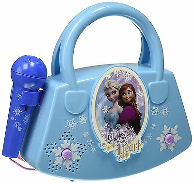 Frozen Sing Along Karaoke with your digital Tunes Plus Microphone