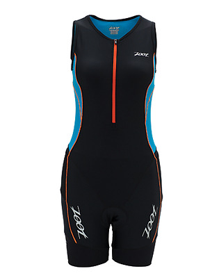 Zoot Women's Performance Tri Racesuit Triathlon Race Suit new BYOB