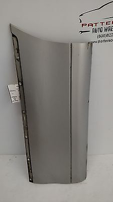 1999 LINCOLN & TOWN CAR Driver Left Lower Outer Rear Door Moulding-Silver (Dent)