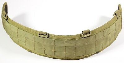 HSGI SureGrip Padded War Belt (No Inner Belt) Coyote Brown (S) Small MARSOC CB