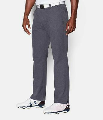 2016 Under Armour *UA Match Play* Vented Golf Pants 1259430-008 $85 > Pick Size