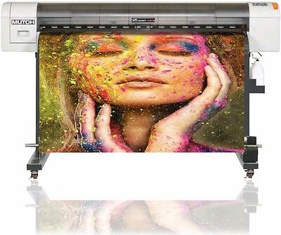 Mutoh ValueJET 1324X Large Format Color Printer