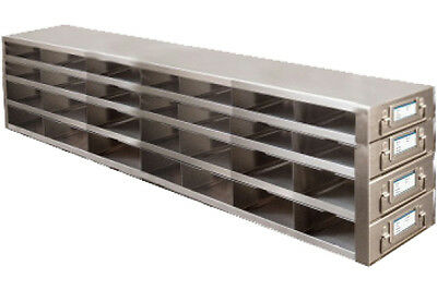 Freezer Drawer Racks for 96-Well & 384-Well MP or Microtube Boxes, UFDMP-74