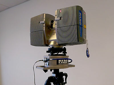 FARO Photon 120 3D Laser Scanner with Power Base