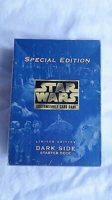 Star Wars Special Edition Dark Side Starter Deck