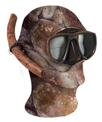 Omer Jelly Fish Hood - Real 3D Camo (Lycra)