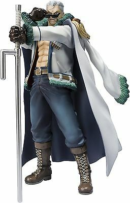Bandai Figuarts Zero One Piece Punk Hazard ver. Smoker Figure New in Box
