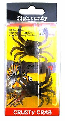 R2S Fish Candy Crusty Crab 50mm 4g Fishing Lures