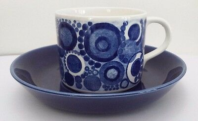 1960s Swedish Rorstrand Pi Cup and Saucer