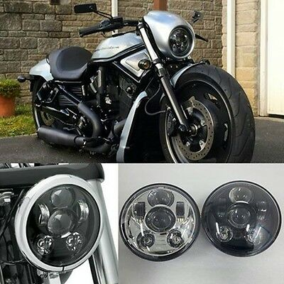 LED daymaker headlights for Harley Davidson Breakout and Sportsters