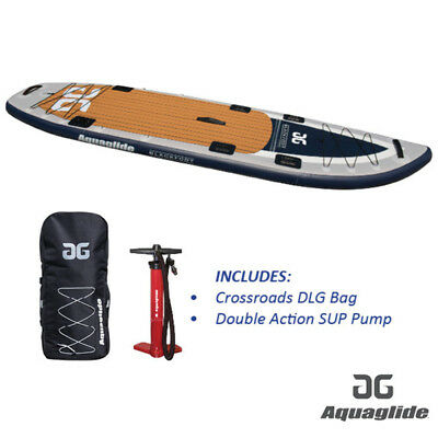 NEW Aquaglide Blackfoot Angler Inflatable SUP