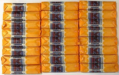 909415 24 x 24g BARS OF WHITTAKER'S LEMON FLAVOURED TOFFEE! GREAT VALUE - NZ