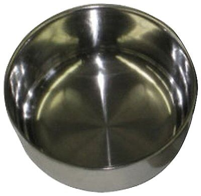 """A&E CAGE COMPANY SS4 A & E Stainless Steel Bowl, 4"""", Multicolor"""