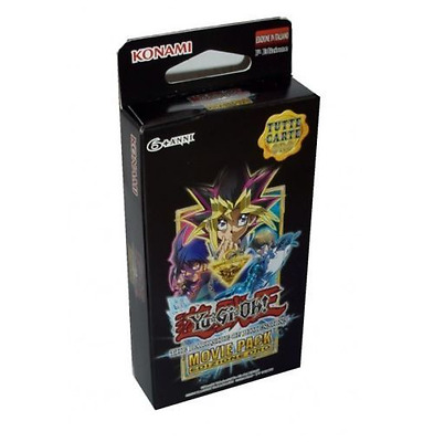 Yu-gi-oh MOVIE PACK Edizione Oro Italiano
