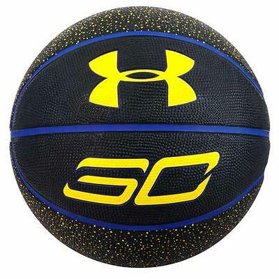 Under Armour Stephen Curry Official Size Basketball Steph Curry Outdoor Ball