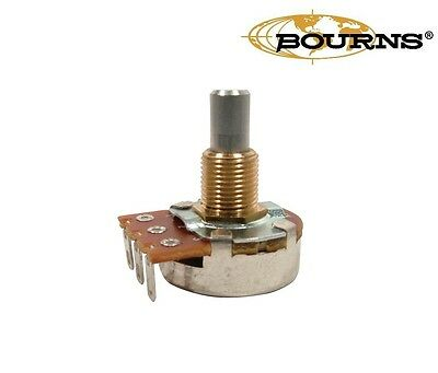 Bourns® Low Friction Potentiometer, Solid Shaft US spec, (Variations available)