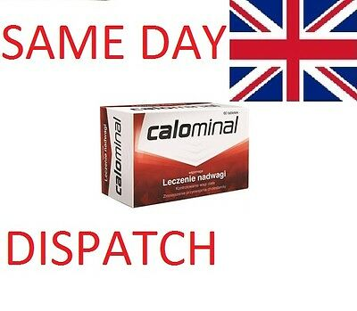 CALOMINAL 60 CAPS Effective Slimming,Weight Loss,Weight Control, Cholesterol #