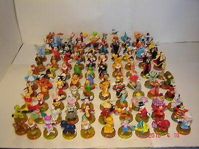 2002 Mcdonalds Happy meal Toys - Disney's 100 Years of Magic Complete Set