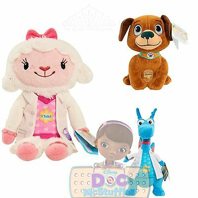 Disney Doc McStuffins Toys Plush & More! 17 Different Items!--U Choose!