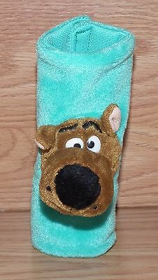 "1999 Scooby Doo Hanna Barbera 6"" Inches Plush Car Seat Belt Shoulder Pad *READ*"