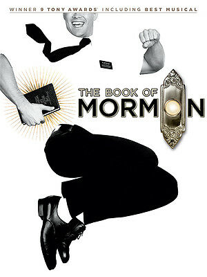 """The Book Of Mormon Musical Art Poster 48x32"""" 36x24"""" 21x14"""" Large Cloth Silk"""