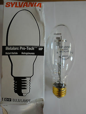Sylvania 64417 - MP100/U/MED Metalarc Pro-Tech 100 watt Metal Halide Light Bulb