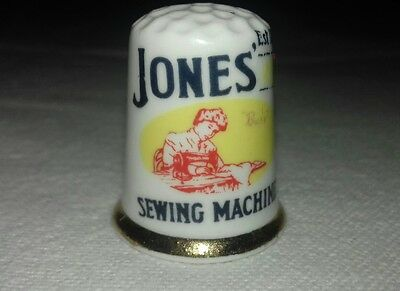 Finsbury Thimble - Jones Sewing Machines