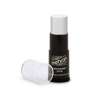 Mehron Cream Blend Stick - White .75 oz