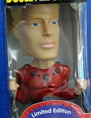 Flash Gordon Bosley Bobbers Limited Edition Bobblehead Nodder 2002 NIB