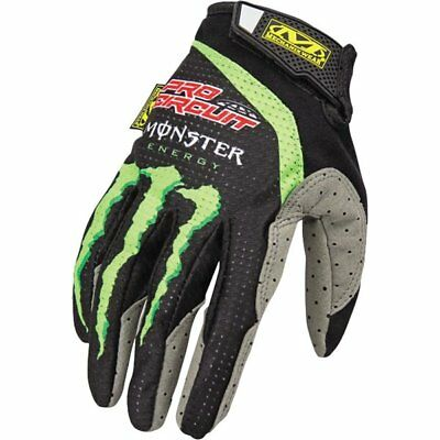 Pro Circuit Team Pro Circuit Monster Energy Mechanix Wear Gloves Utility Gloves