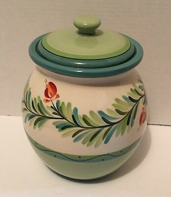Southern Living At Home PROVENCE Gail Pittman Cookie Jar, Canister RARE