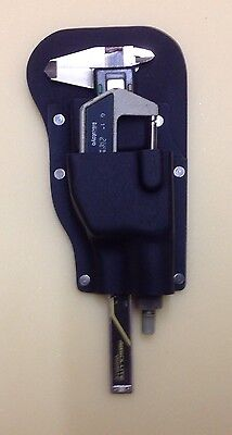 Kydex caliper and micrometer holster