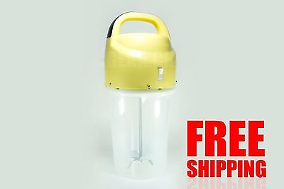 Electric Electrical Butter Churn Maker 1.6 Gallons 6 Litters  + Manual Worldwide