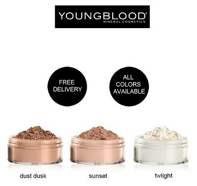 Youngblood Lunar Dust Mineral Make up