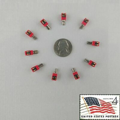 10X Nano Vibrating Motor 4x6mm SMT SMD Cell Phone Bristlebot Robot USA
