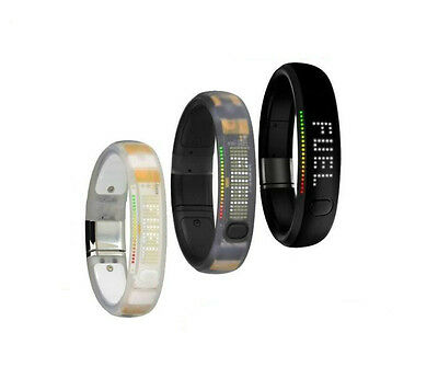 Nik+ Plus Fuelband 1st Health Fitness Activity Tracker Band Bundled Data Cable