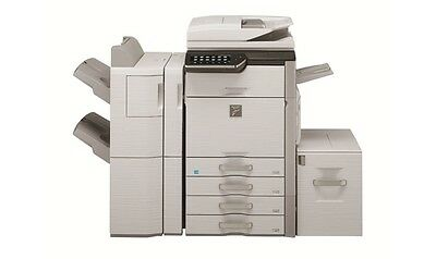 SHARP MX-5111N Colour Multifunction with Copy Scan Print Very Good Condition
