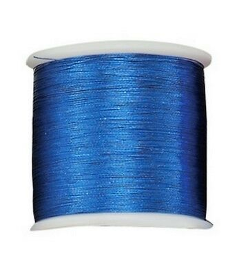 Alps 100yds of Royal Blue Rod Wrapping Thread - Size C (0.2mm) Rod Binding Cotto