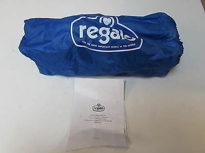 Regalo My Chair Folding Portable Booster Seat, with Travel Case  (H109494)