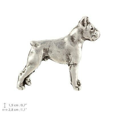 Boxer, Stift Buttons ART-DOG, Limited Edition, DE