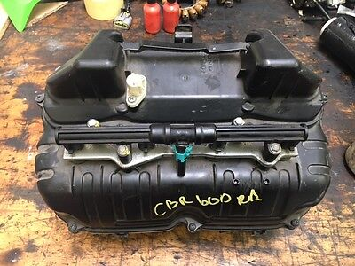 Cbr600Rr 2007-2012 Airbox With Injectors