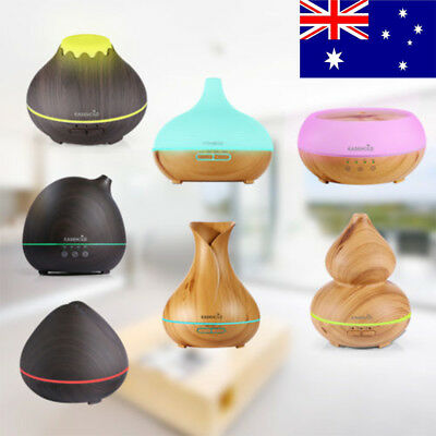 AU Stock Ultrasonic Humidifier Essential Oil Aroma Diffuser For Office Room Car