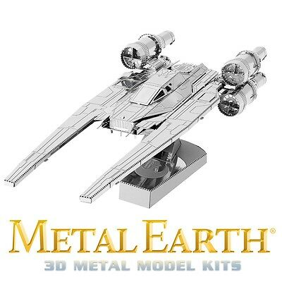 Fascinations Metal Earth U-wing Fighter Star Wars Rogue One 3D Model Kit NEW